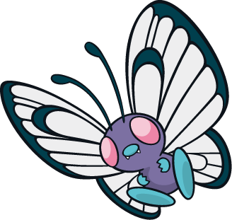 butterfree_dreamworld