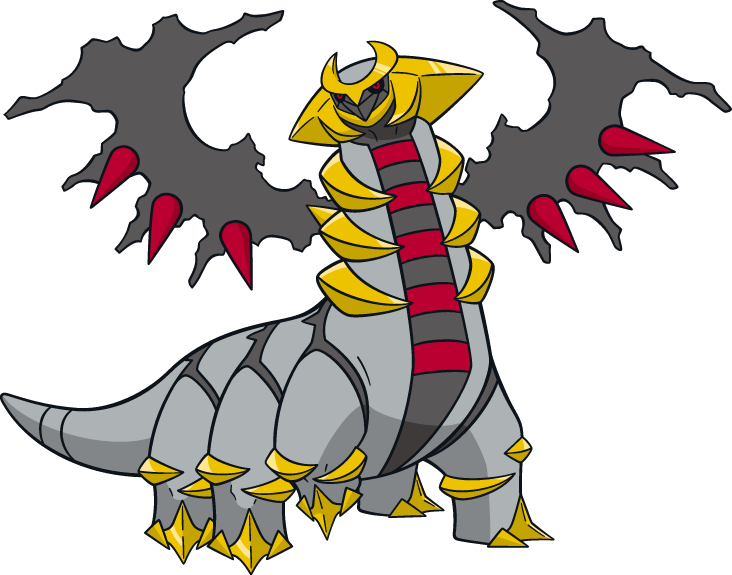 487 Giratina (Altered Forme) Art, Sprites, & Wallpapers - SpriteDex ... Shiny Giratina Altered Form