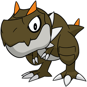 #696 Tyrunt Art, Sprites, & Wallpapers - SpriteDex ...