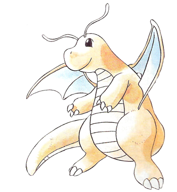dragonite_sugimori_original