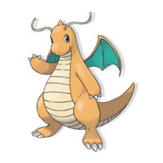 dragonite_sugimori_update1