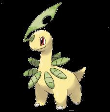 Personnages de Pokémon - Page 3 153