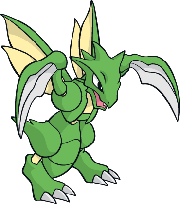 scyther 2 pokemon - photo #20