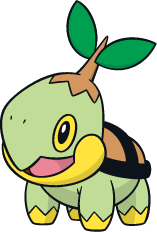 #387 Turtwig Art, Sprites, & Wallpapers - SpriteDex ...