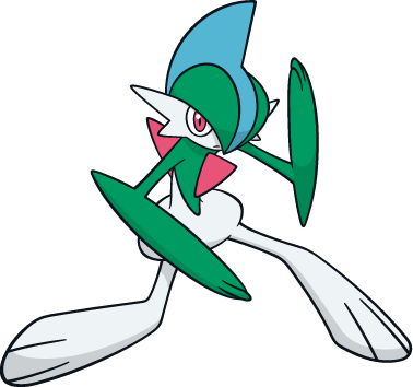 475 Gallade Art Sprites Amp Wallpapers Spritedex Pok 233 Dex Pldh Net