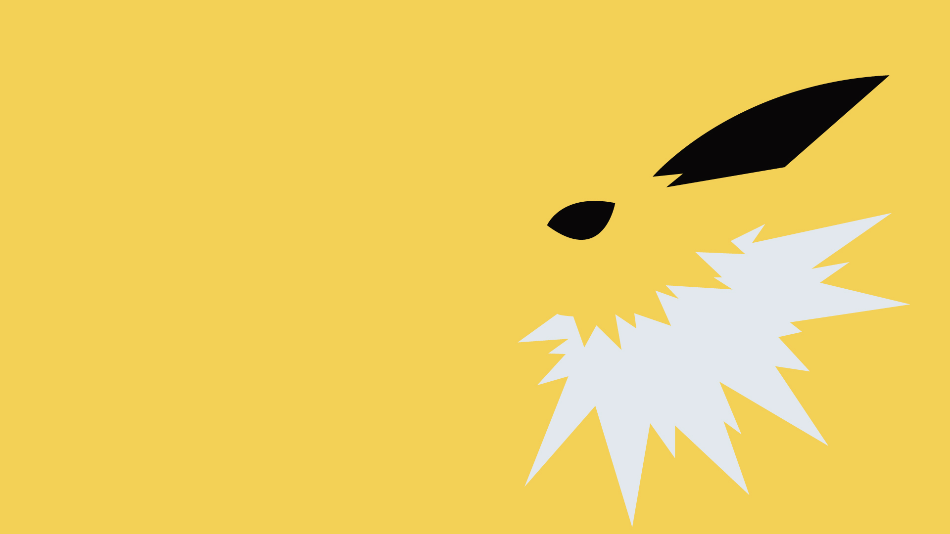 135 Jolteon Art Sprites Amp Wallpapers Spritedex Pok 233 Dex Pldh Net