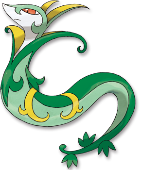 #497 Serperior Art, Sprites, & Wallpapers - SpriteDex ...
